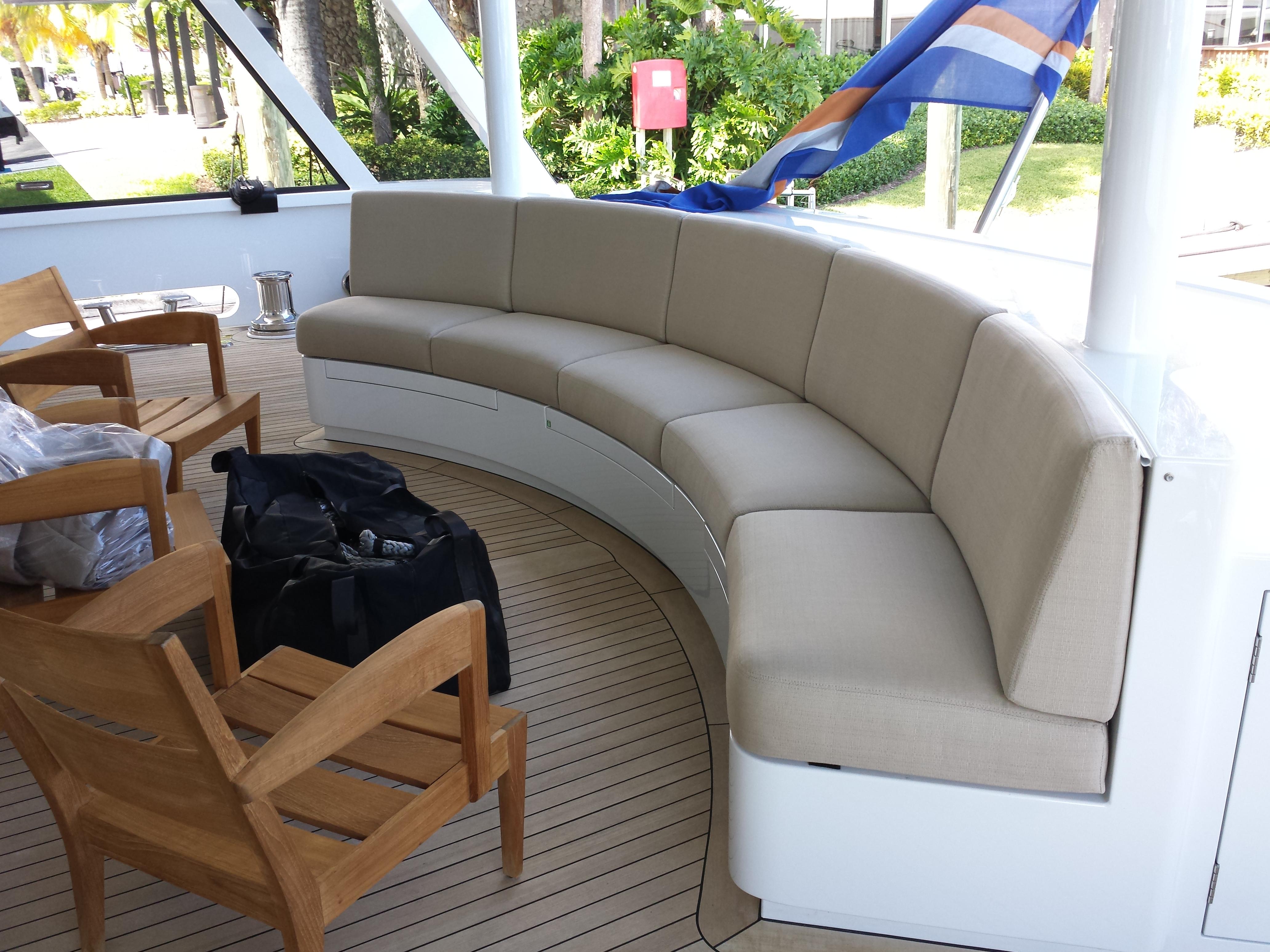 Custom Boat Cushions Custom Yacht Cushions Boat Upholstery