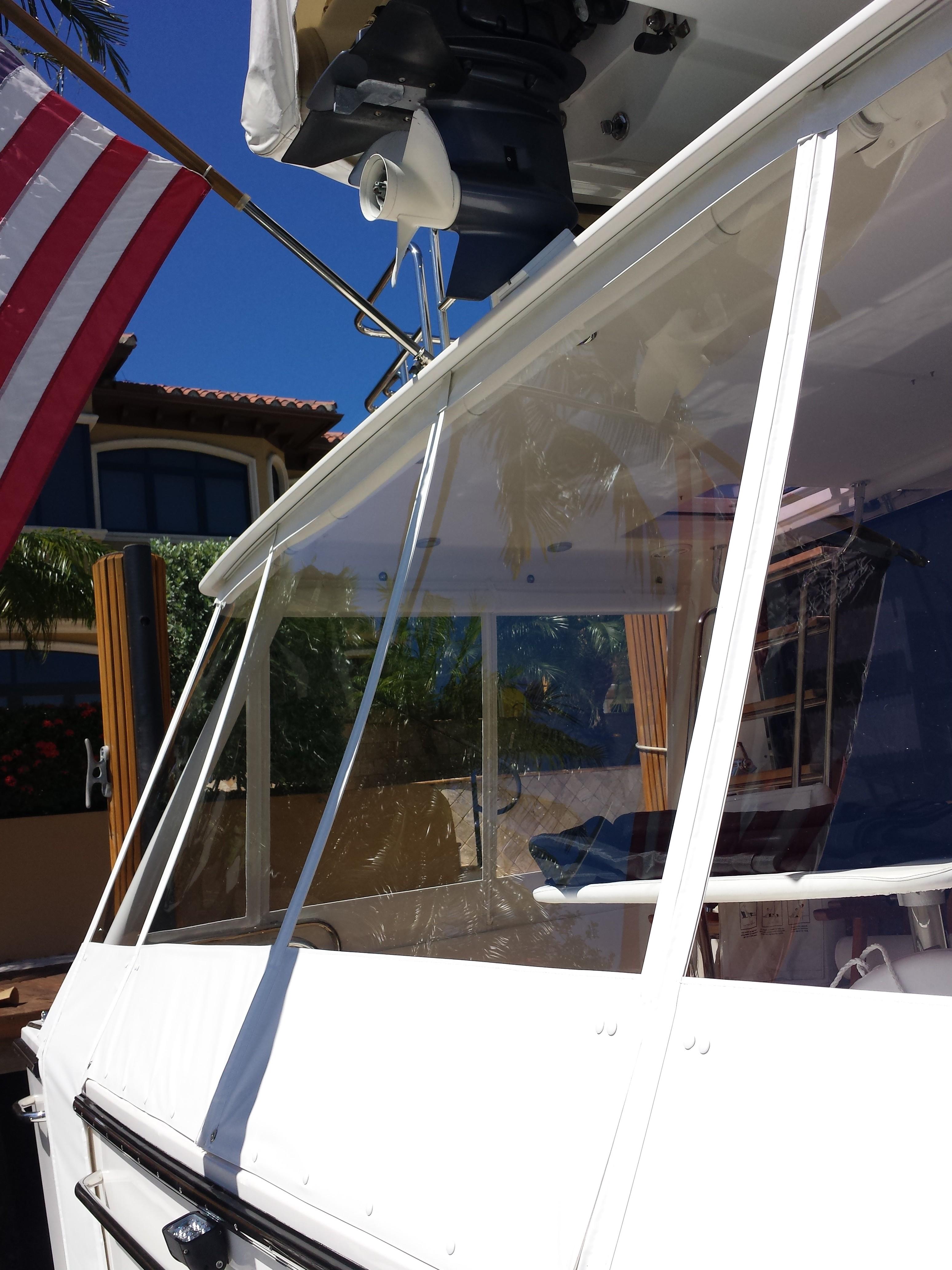 Yacht Enclosure Boat Enclosure Boat Curtains Yacht